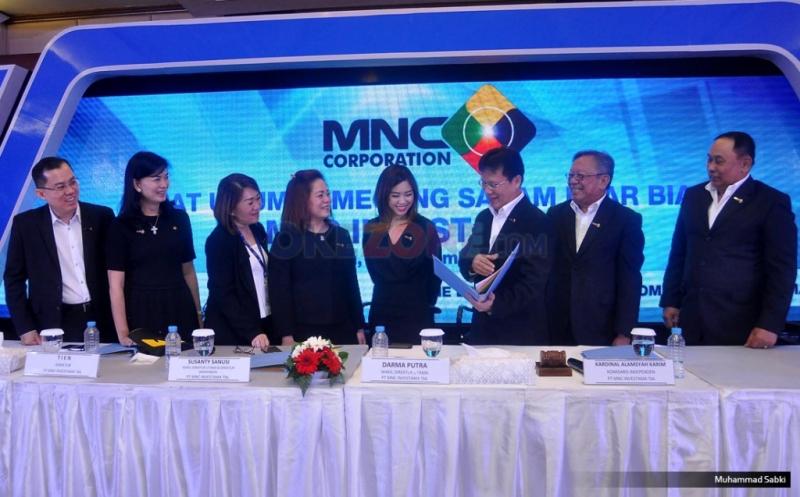 RUPSLB MNC Investama Tetapkan Susunan Pengurus Baru