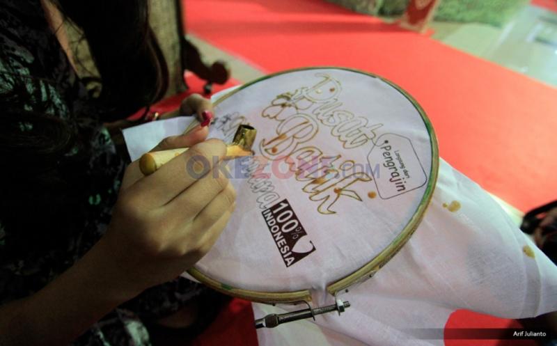 Kemeriahan Perayaan Hari Batik di Thamrin City