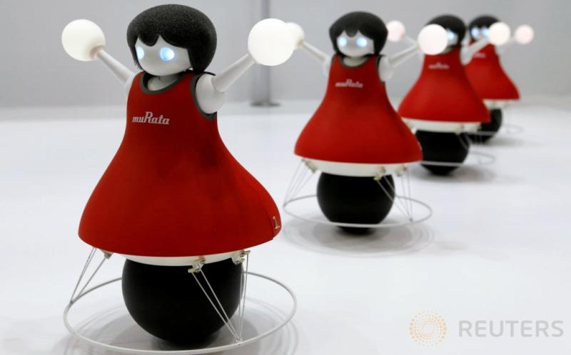 Murata Hadirkan Robot yang Mampu Bikin Gerakan Menarik ala Cheerleader