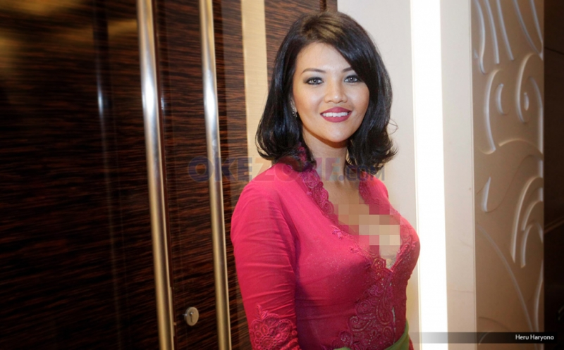 Farah Quinn, Koki Selebriti Cantik dan Seksi