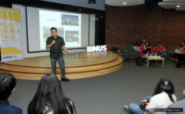 <p>  MNC Play dan Binus International University menghadirkan acara berbagi kisah inspiratif dari berbagai macam profesi.</p>