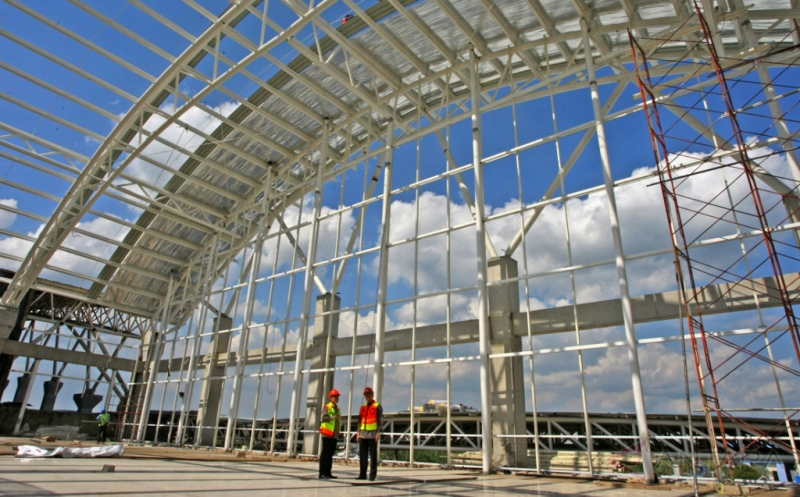 Angkasa Pura II Percepat Pembangunan Terminal Baru Supadio Pontianak