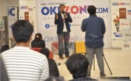Cerita Lucu Ngobrol dengan Orang China, Pandji Berhasil Kocok Perut Redaksi Okezone