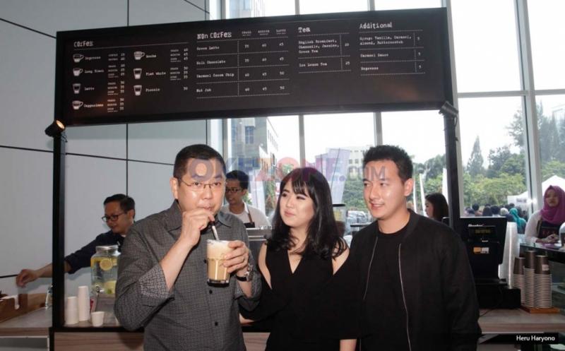 Woolloo Mooloo Coffee Suguhkan Kopi Berkualitas Paduan Cita Rasa Indonesia