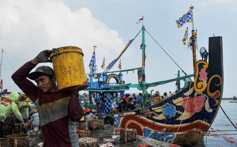Sistem Pembagian Hasil Tangkapan Nelayan Lamongan