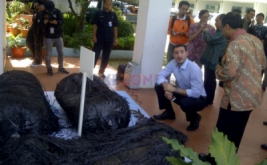 <p>  Pecahan Falcon 9 yang jatuh di Sumenep menjadi sampah antariksa terbesar yang jatuh di Indonesia. Ini ternyata bukan sampah antariksa pecahan roket pertama di Indonesia.</p>