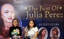 Jupe Keluarkan Album Ketiga Bertajuk The Best of Julia Perez