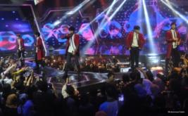 Jadi Bintang Tamu Utama, Boyband Korea B.I.G Meriahkan Amazing 14 GlobalTV