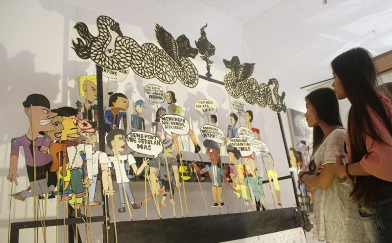Pameran Art East ISM 2016