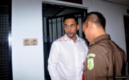 Restu Sinaga Jalani Sidang Perdana Terkait Kasus Narkoba