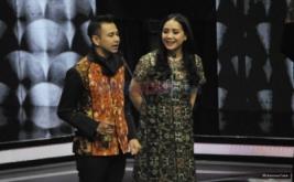 Raih Penghargaan Kategori Presenter Program Hiburan, Raffi Ahmad: Ini Doa Istri