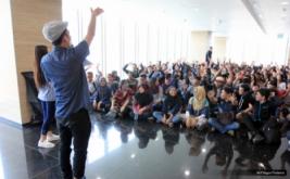 Ribuan Peserta Ikuti Audisi Rising Star Indonesia 2016