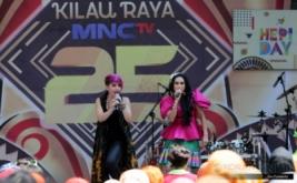 Armada Ramaikan Konser Musik Spesial Hepi Day 25 MNCTV