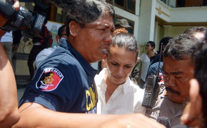 Berkas Kasus WNA Pembunuh Polisi Dilimpahkan ke Kejaksaan Negeri Denpasar