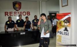 Nabila Putri Penuhi Panggilan Polda Terkait Kepemilikan Senjata Api