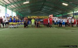 Turnamen KPPM Futsal Challenge 2016 diikuti oleh 26 tim yang memperebutkan total hadiah Rp100 juta.