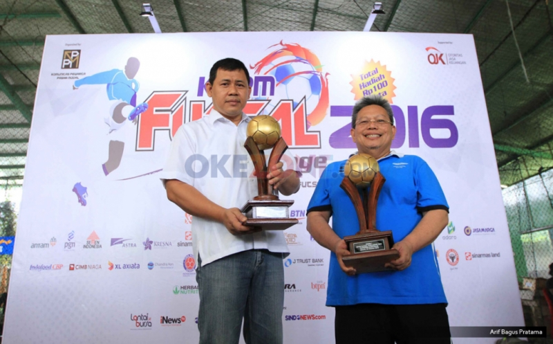 Edy Prasetyo yang mewakili Ketua Umum AFI Hary Tanoesoedibjo yang berhalangan hadir, berharap turnamen KPPM Fustal Challenge 2016 semakin membuat olahraga futsal di Tanah Air berkembang dengan baik.