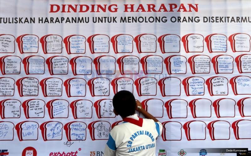 Aksi Peningkatan Gizi Anak Indonesia