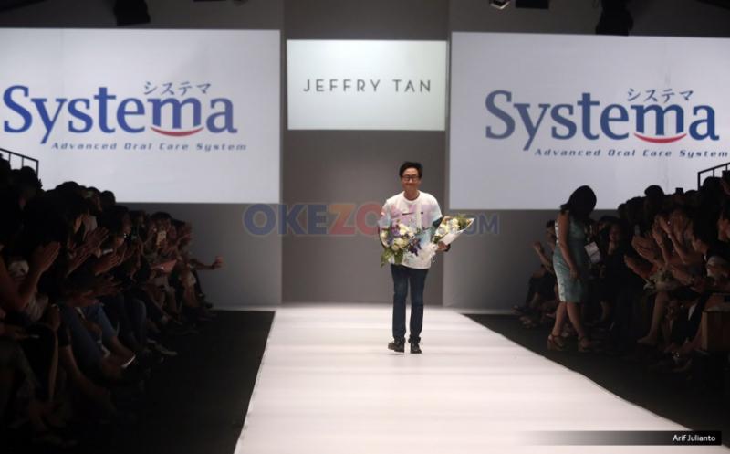 JFW 2017: Jeffry Tan Hadirkan Ragam Koleksi