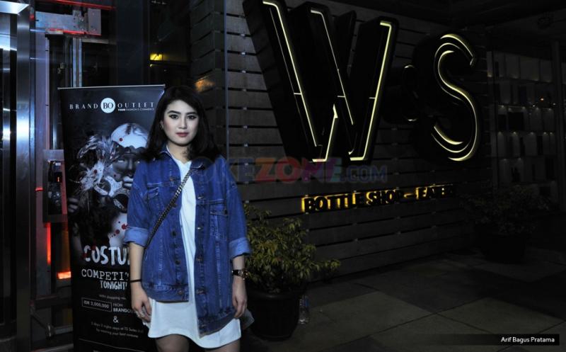 Brand Outlet Gelar Halloween Party di Jenja Jakarta