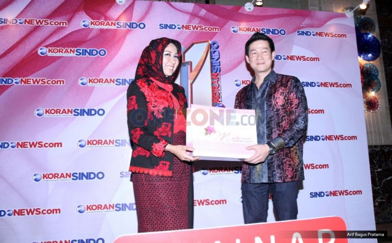 Rita Maharani Memperkenalkan Batik Medan