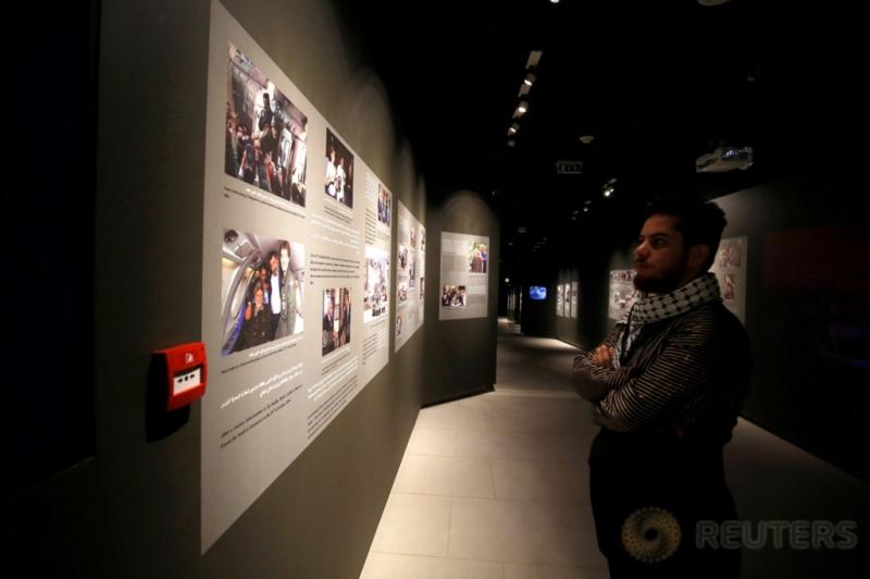Melihat Lebih Dekat kehidupan Yasser Arafat di Museum Arafat