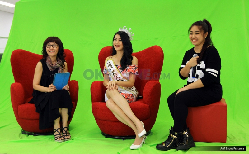 KONGKOW HOT SEAT: Satu Jam Lebih Dekat dengan Miss Indonesia 2016