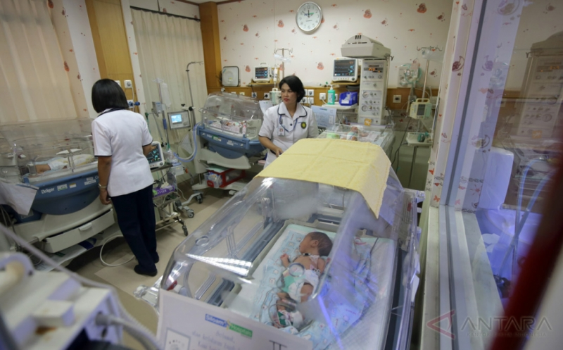 Kelahiran Bayi Kembar Empat Hasil Program Bayi Tabung