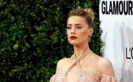 Pilih Busana Sesuai Warna Kulit, Amber Heard Makin Terlihat Cantik