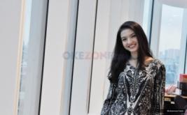 Berperan sebagai Mei Rose, Raline Shah Jadi Istri Muda Fedi Nuril