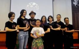 Pagelaran Tari Wayang Pandawa Bajang Libatkan Sejumlah Artis