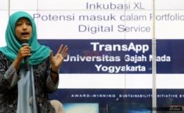 """<p>  XL menetapkan 10 solusi digital terbaik karya para mahasiswa Indonesia untuk maju dalam babak final ajang Kompetisi """"Smart Digitizing Your City 2016"""".</p>"""