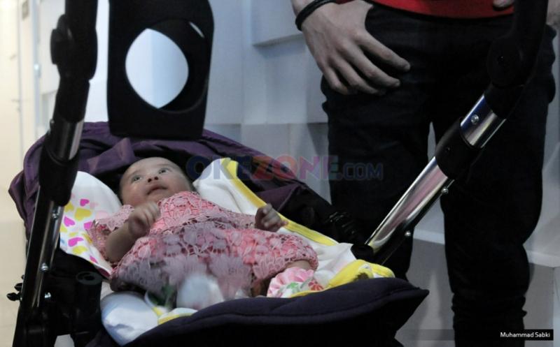 Ini Bayi Ditemukan di Toilet Masjid yang Diadopsi Venna Melinda