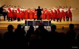 Paduan Suara Batavia Madrigal Singers Harumkan Nama Indonesia di Spanyol