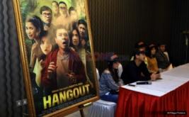 Lauching Poster dan Film Hangout