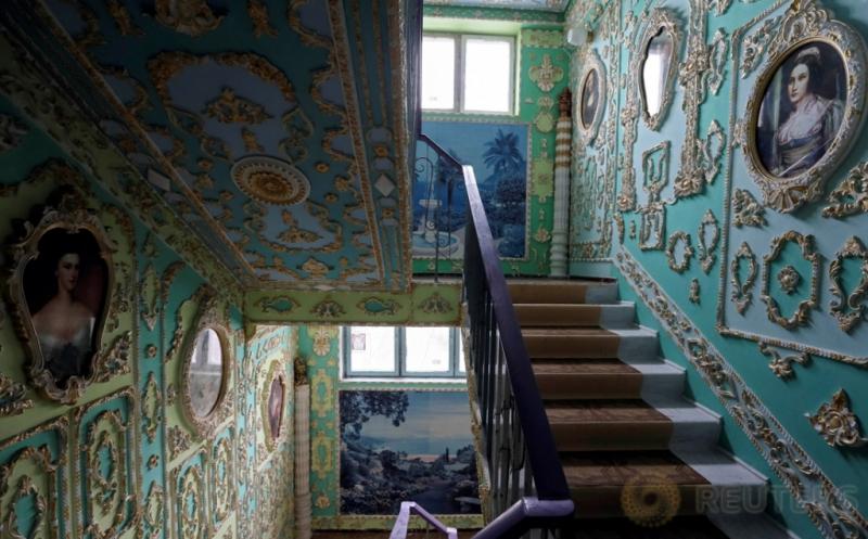 Butuh 5 Tahun untuk Bikin Dekorasi Indah pada Apartemen Ini