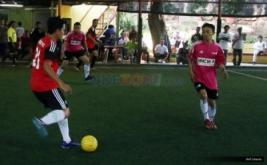 Peserta dari MNC Group juga ikut meramaikan turnamen futsal BPJS Ketenagakerjaan Futsal Challenge (BFC) 2016 di Jakarta, Sabtu (19/11/2016).
