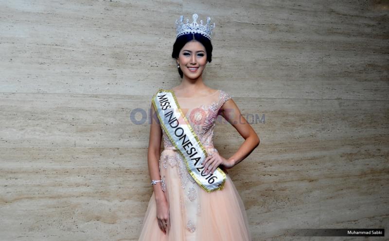 Menuju Ajang Miss World 2016, Natasha Mannuela Optimis Raih Beauty with a Purpose