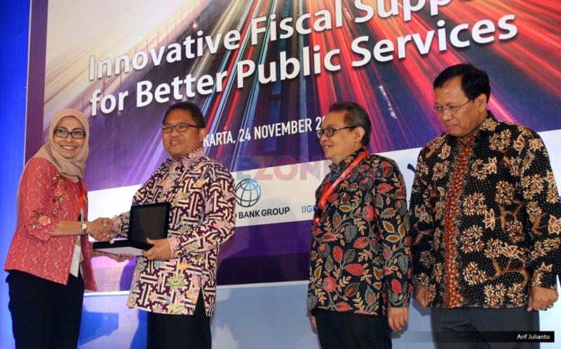 Menkeu Ajak Pihak Swasta Dukung Pembangunan Skema KPBU