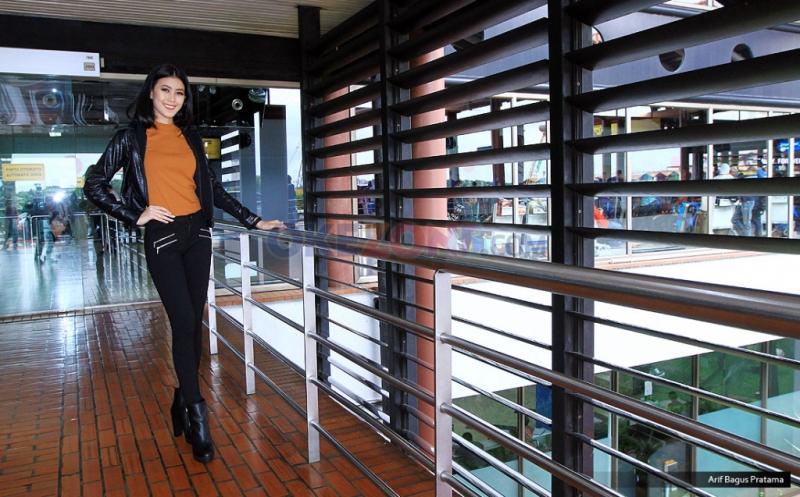 Natasha Mannuela Siap Harumkan Nama Indonesia di Ajang Miss World 2016