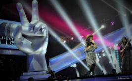 Tim Coach Agnez Mo: Angel dan Eygra Lolos ke Babak Final The Voice Kids Indonesia