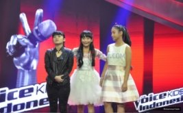 Tim Coach Bebi : Tasya dan Rafi Lolos ke Babak Final The Voice Kids Indonesia