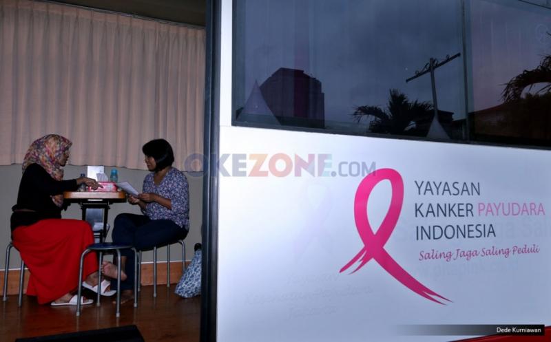 Cek Kesehatan dan Mamography Gratis