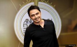 Thomas Djorghi Jadi Nominator Penyanyi Dangdut Pria Terpopuler