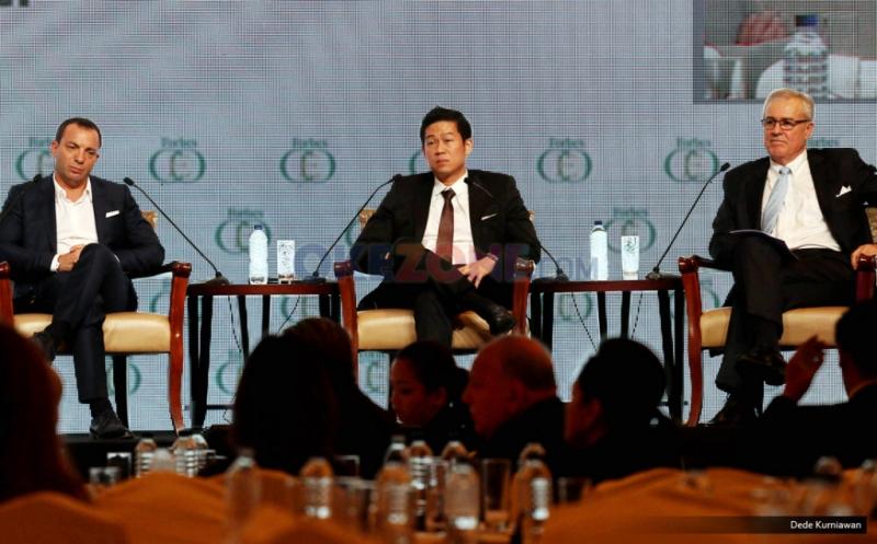 David Fernando Audy Jadi Pembicara Forbes Global CEO Conference
