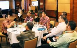 <p>  Seminar Digital Experience yang digelar Avnet Technology Solutions Indonesia bersama dengan Hewlett Packard Enterprise, HP Inc. dan Citrix di Jakarta, Kamis (1/12/2016).<br />  </p>