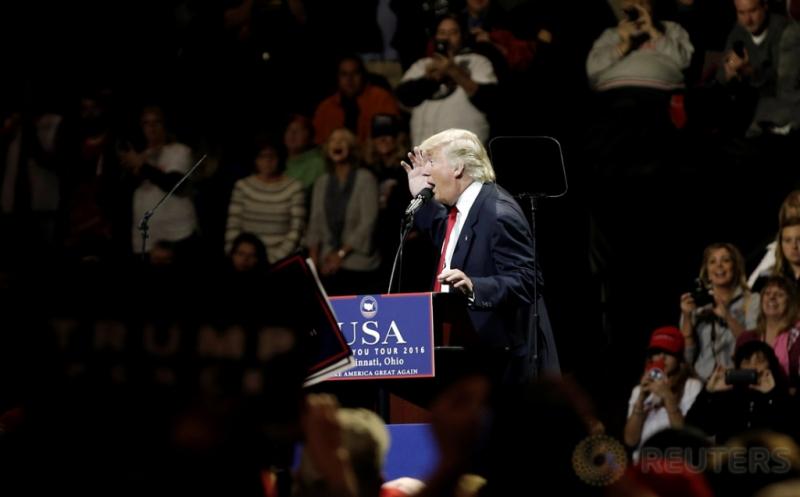 Pidato Donald Trump pada