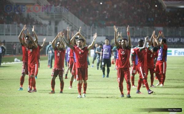 Boaz Penentu Kemenangan Timnas Indonesia Atas Vietnam