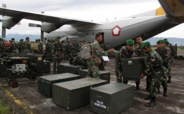 TNI Kerahkan 315 Prajurit untuk Percepat Penanganan Pascagempa Pidie Aceh