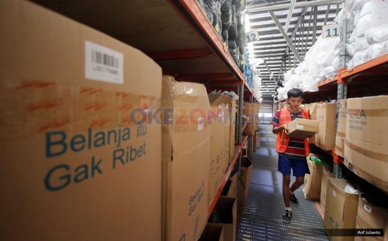 Indonesia Peringkat Pertama Pertumbuhan Pasar Internet di Dunia